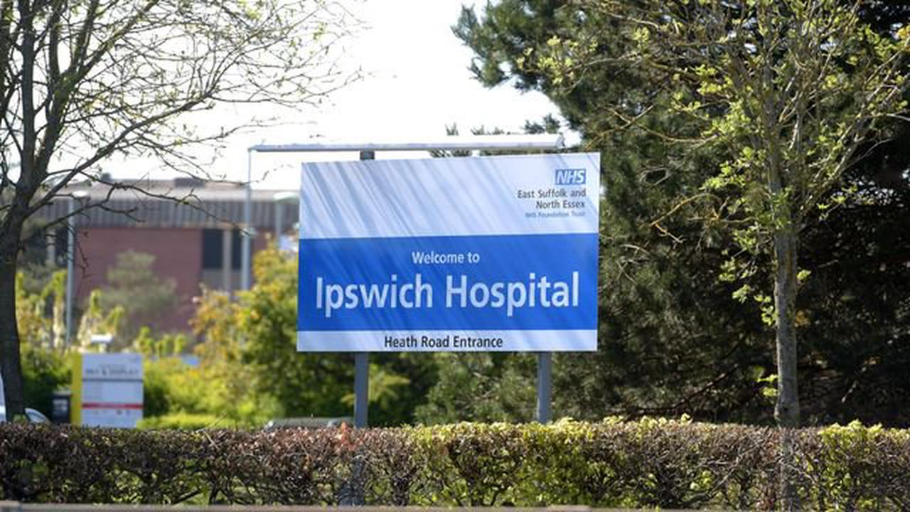Covid cases at Suffolk and north Essex hospitals continue to fall