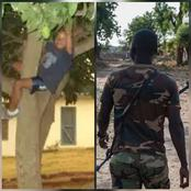Nigerian Soldier Allegedly Tortured 10-year-old Boy To Death For Plucking Mangoes In Barracks.