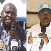 """You Failed to Manage Yourselves!"" - Murkomen Lectured by Netizens as he Attacks Kalonzo on Twitter"