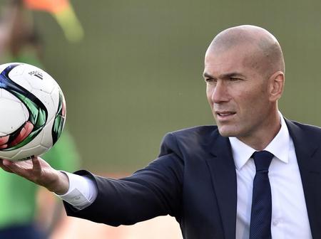 Zinédine Zidane : « Il est Intransférable »