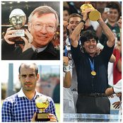 Classement des meilleurs entraîneurs du 21ème siècle (2001-2020) selon IFFHS