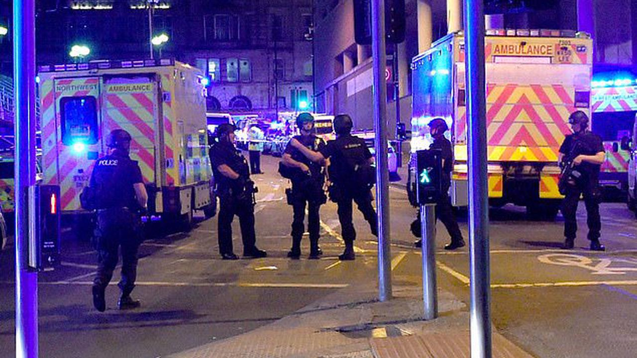 Police, fire AND ambulance services all FAILED in their response to the Manchester Arena attack, inquiry hears