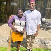 Ugwumba Uche Nwosu Meets Miss Mary Daniel, And Raises One Million Naira For Her.