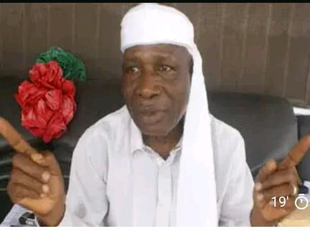 Policeman Who Was Made A Military Governor During General Sani Abacha & Abubakar Abdulsalam Regimes.