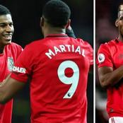 Tottenham At A Better Chance As These Man U Players Will Miss Today