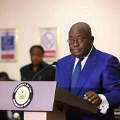 Pressure mounts on Nana Addo…