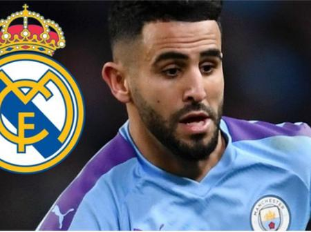 Real madrid want Mahrez