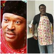 Kanayo O. Kanayo Shows Off His Beautiful Kitchen, Says He is The Latest Chef In Africa (Photos)