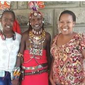 Photos:Meet William Ruto's Daughter Born in The 2000s, Abby Cherop And Her Mother.