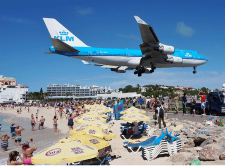 Have a look at some dangerous airports we have in the world.