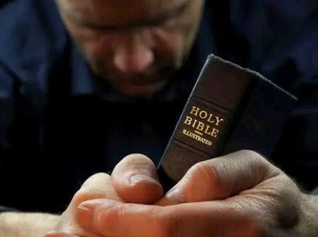 A prayer for Divine Visitation.