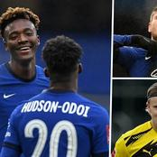 Checkout What Erling Haaland Transfer Will Mean For Tammy Abraham