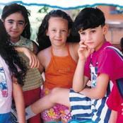 «هل تتذكرها» شاركت في فيديو كليب «بابا فين» مع شقيقتها هنا الزاهد .. لم تصدق جمالها «فرح الزاهد»