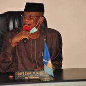 Abia State VC Assures of better days in the school Environment