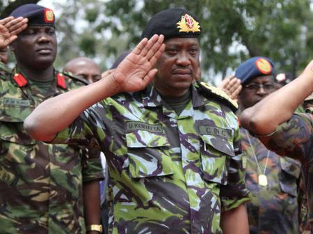 6 Famous African Presidents Who Held Respected Ranks In The Military.