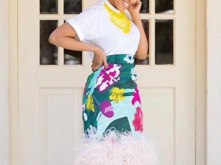 Stylish Ankara Skirt Styles Perfect For The Season