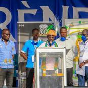 Popo Carnaval de Bonoua : ouverture officielle de la fête