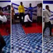 Ghanaian pastor dies on strangely while preaching in church; stunning video drops [watch]