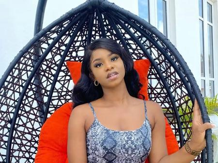 Actress Iyabo Ojo's daughter, Priscilla Ojo Shows off her engagement ring
