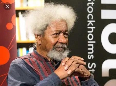 Soyinka Forgives Gowon For Locking Him Up During The Civil War, Reveals Those He Can't Forgive