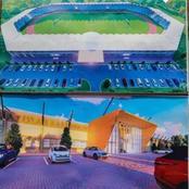 16000 Capacity Kirigiti Stadium in Kiambu