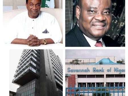 FLASHBACK: Savannah Bank & Hallmark Bank, Why Can't Nigerians Forget These Two Banks? See Reasons
