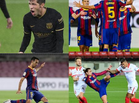 Opinion: Three Barca players who have not improved under Ronald Koeman. Check them out.