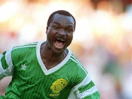 Remember African Football Legend Roger Milla? See What He Is Doing And How He Looks Now