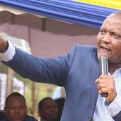 Moses Kuria Sends A Stern Warning To People who Are Allegedly Tormenting His MCAs