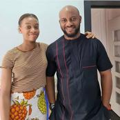 'You shall be 10 times greater than me' Actor, Yul Edochie, prayed for his daughter as she turned 16