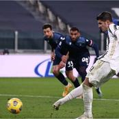 Sensational as Alvaro Morata scores a brace to make a comeback as Juventus cruised Pass Lazio.