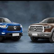 New GWM P Series bakkie to be offered in two double cab styles in South Africa