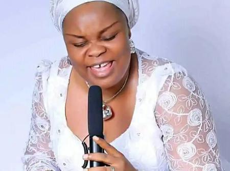 Check Out These Beautiful Pictures of Akwa Ibom Gospel Artiste, Esther Edoho