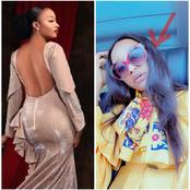 Rahama Sadau under fire again after she was spotted wearing this in a recent picture on Twitter