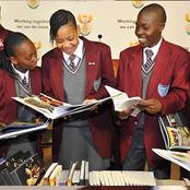 All Grade Learners Should Be Rejoicing As From 26th February As Ramaphosa Announces Good News.