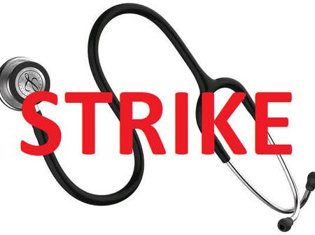 COVID-19: Zimbabwe Nurses Goes On Strike, Says They Need More Personal Protective Equipments.