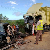 Candidate Dies In A Road Accident Involving A lorry And Car Along Nango-Bondo Road
