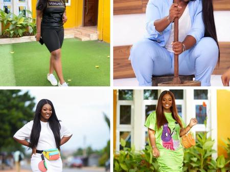 Dark is Beautiful, Checkout for some beautiful photos of Ghanaian actress Jackie even after divorce