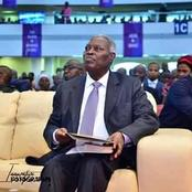 Message : The blessedness of positive confession by W. F. KUMUYI