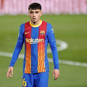 Barcelona Fans, Find Out The English Club That Really Wants To Sign Pedri