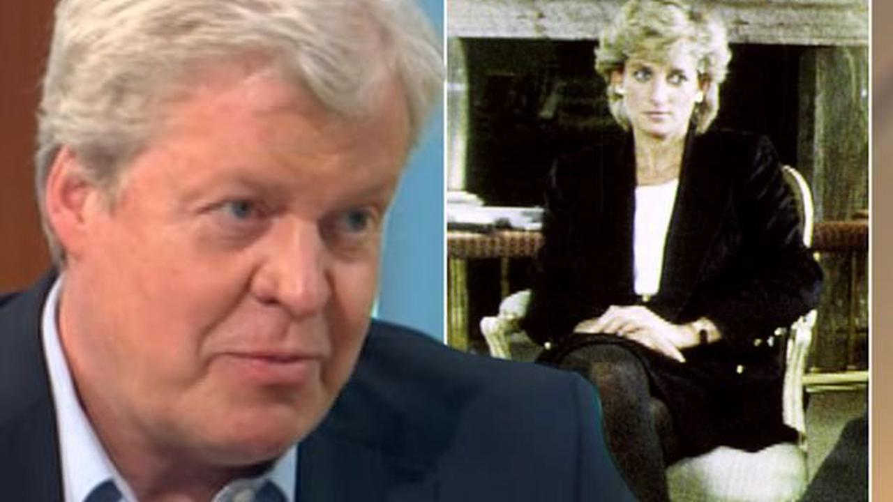 Diana's brother vows 'this isn't the end' after BBC probe into Martin Bashir
