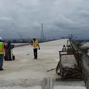 Igbos should rejoice, see the new look of the Second Niger Bridge (video)