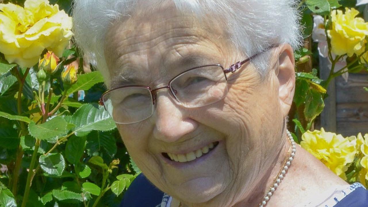 Adieu à Yvonne Verzier veuve d'Antonin Chavas