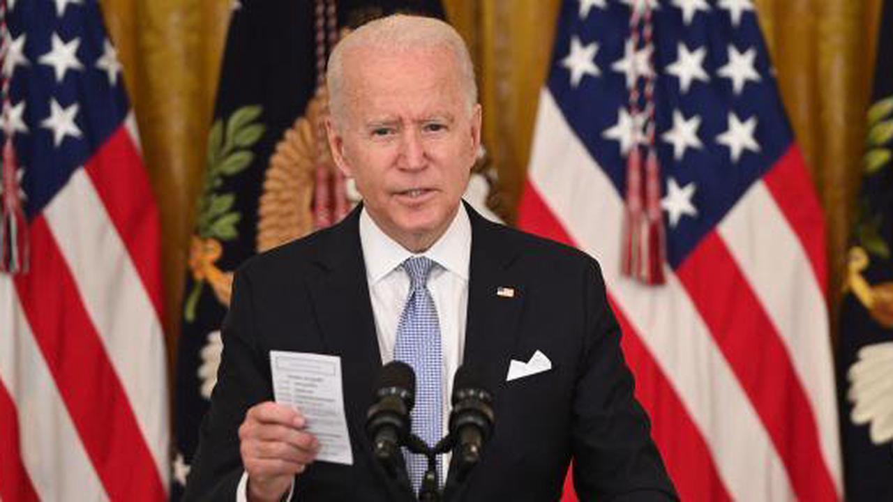 Les Etats-Unis atteignent l'objectif de vaccination fixé par Biden avec un mois de retard