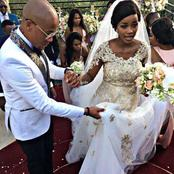 Meet Dino Ndlovu and his beautiful wife.