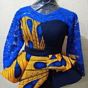 Nice ankara designs that you can wear on Sundays