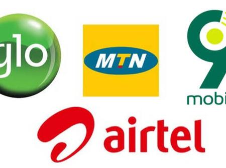 How to borrow airtime on mtn, airtel, glo and 9mobile