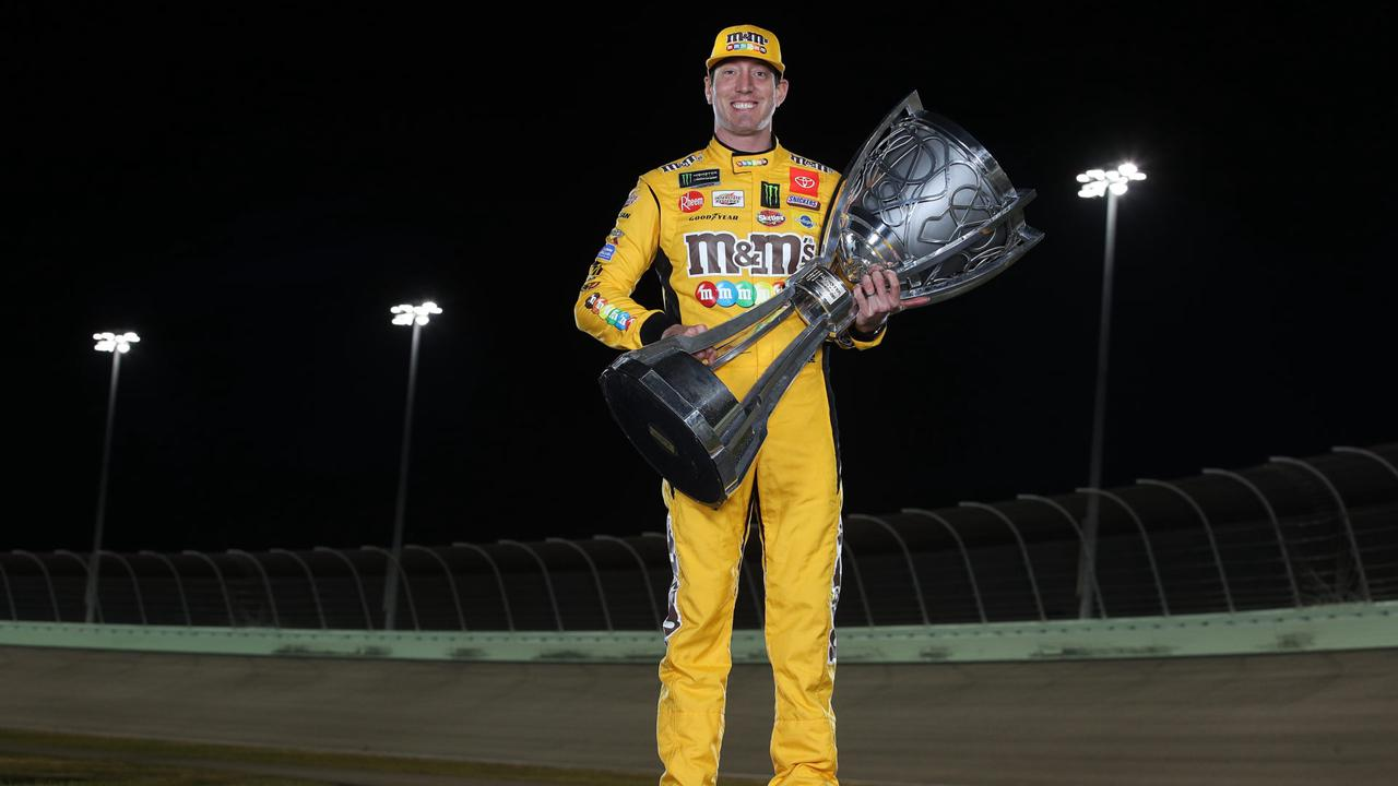 Kyle Busch Closes In on Major Milestones in All Three NASCAR National Series Ahead of 2021 Season