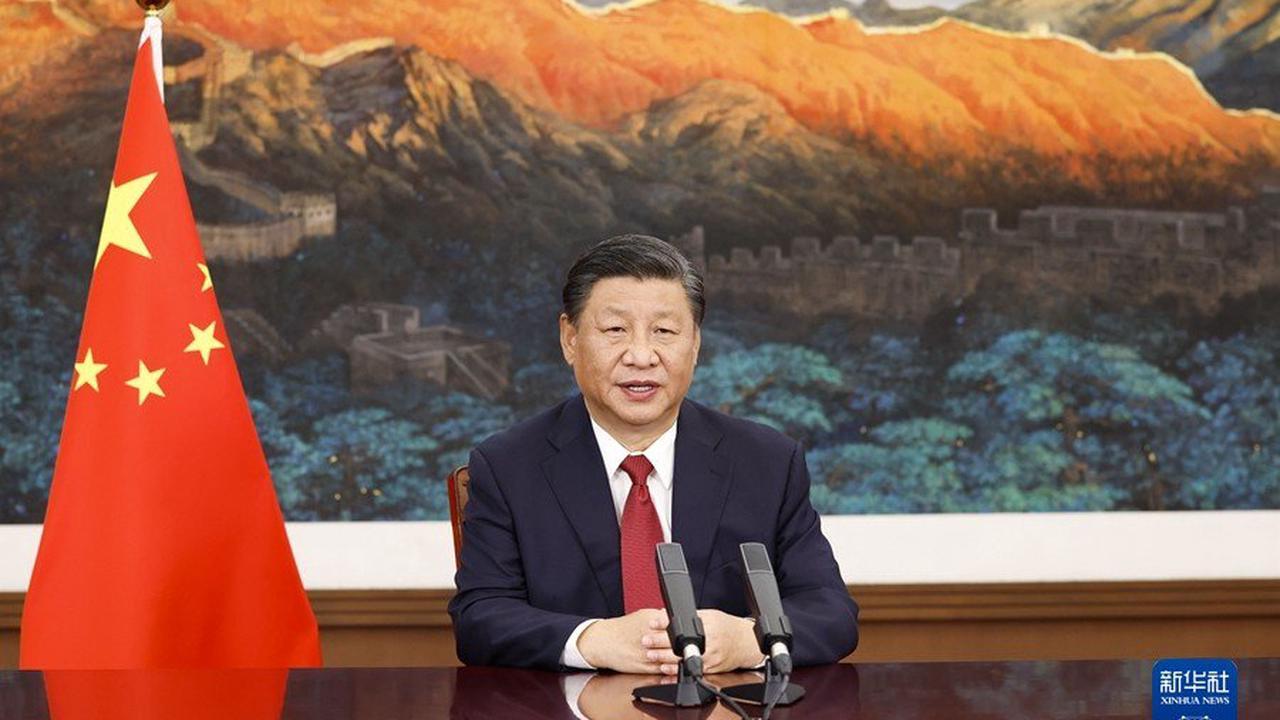 Xi Jinping sendet Video-Glückwünsche an das Zhongguancun-Forum 2021