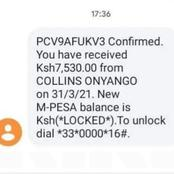 Type Of Messages Fraudsters Use To Con People